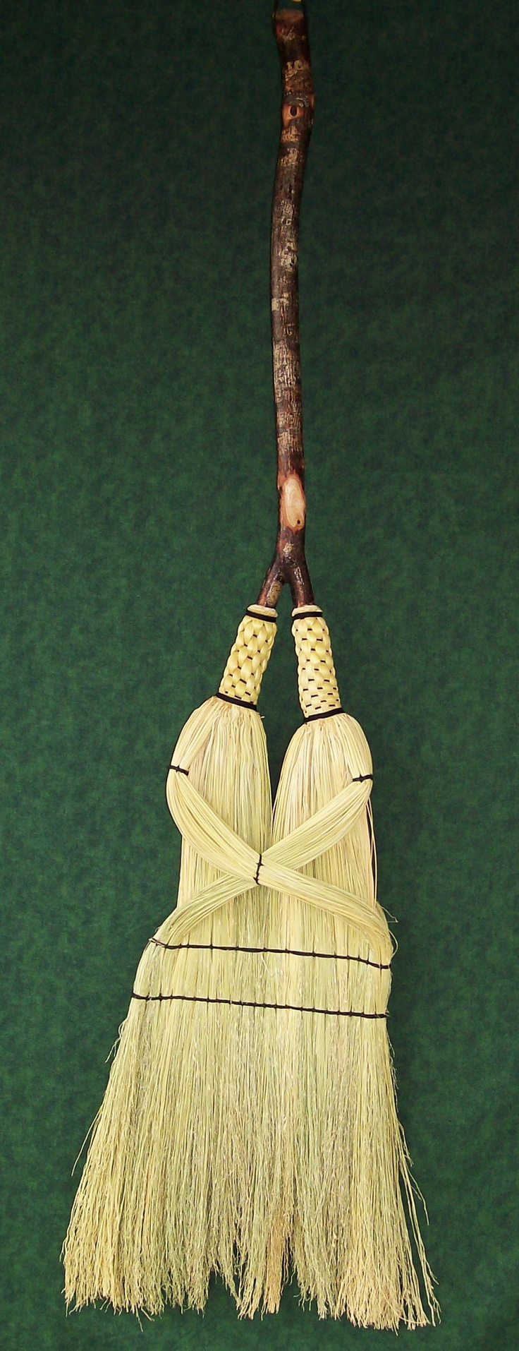 wedding brooms wedding brooms handmade double wedding broom with embracing arms