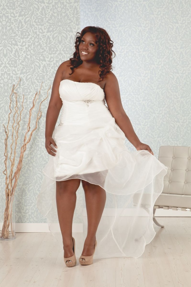 wedding dresses reception wedding dresses Real Size Bride Rosalyn plus Destination Or Reception Wedding Dress