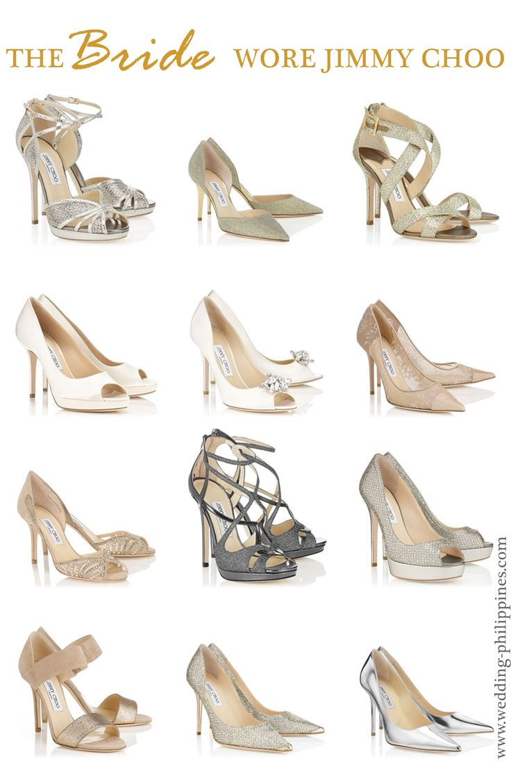 wedding shoes best wedding shoes A curated collection of my favorite Jimmy Choo wedding shoes A collection of some of the best wedding shoes by Jimmy Choo Perfect styles for brides