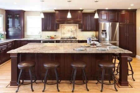 25 best ideas about large kitchen island on pinterest
