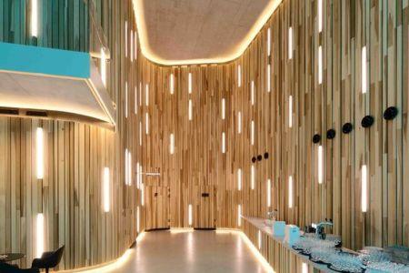 kunstcluster nieuwegein lobby, interia, hospitality