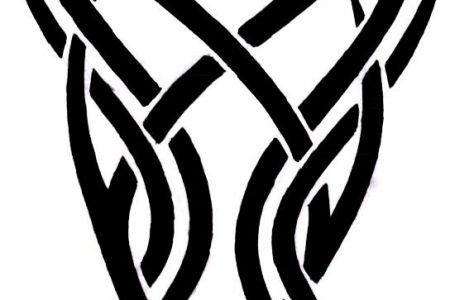 93c3c1ec4c644017589cc5f0ba2c90c9 art tattoos tribal crosses tattoos