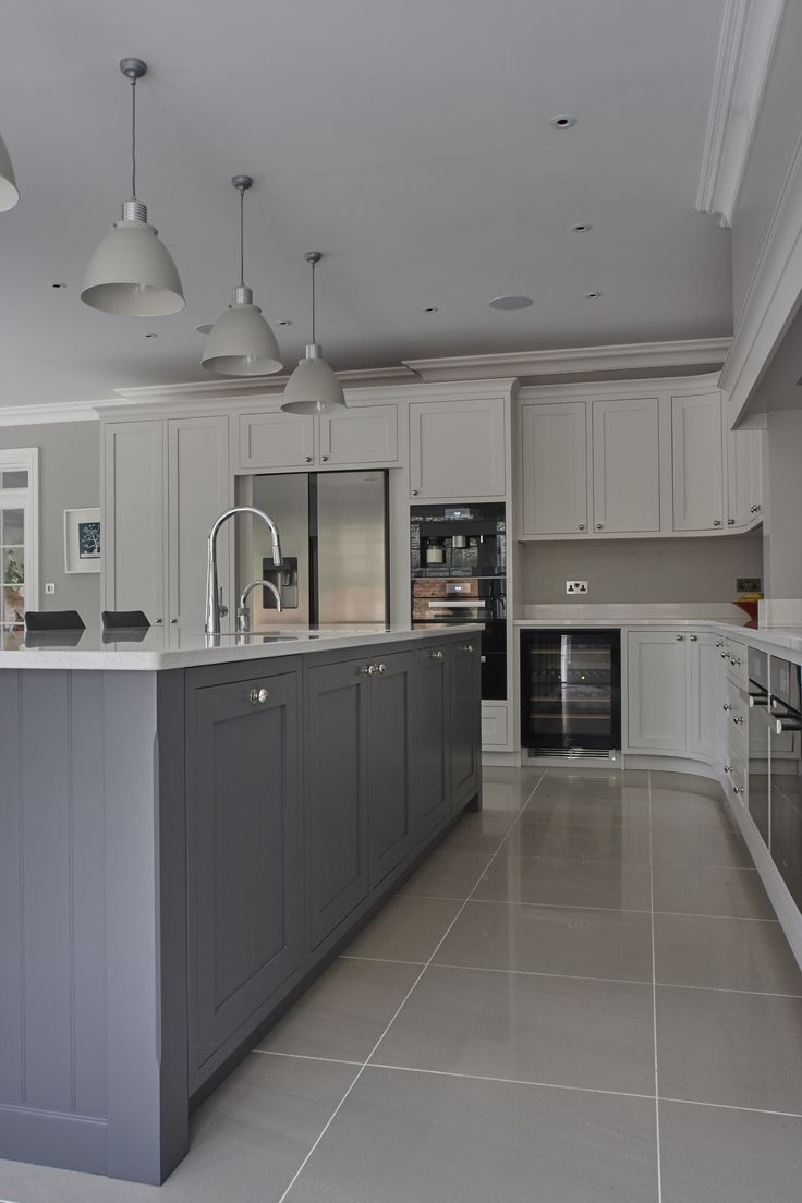 shaker kitchen shaker kitchen island 20 best ideas about Shaker Kitchen on Pinterest Shaker kitchen inspiration Grey shaker kitchen and Grey kitchens