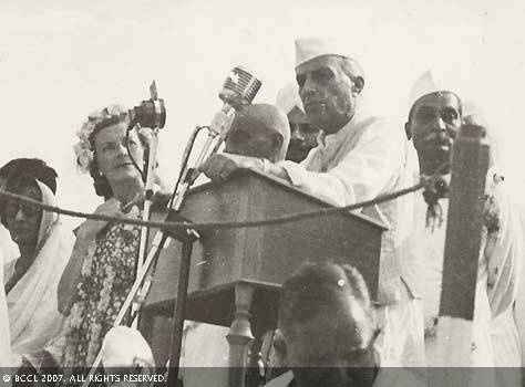 Jawahar Lal Nehru First Speech on 15 August 1947 at Red Fort in Delhi