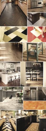 kitchen tiles kitchen floor options Attractive and Easy to Maintain Kitchen Flooring Options