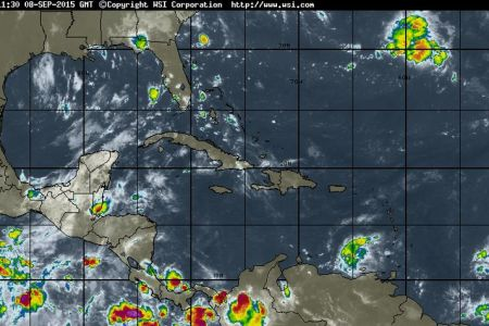 25 best ideas about caribbean weather map on pinterest