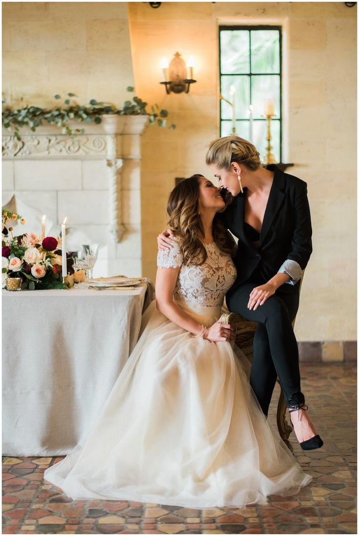 lesbian wedding lesbian wedding ideas 25 Best Ideas about Lesbian Wedding on Pinterest Lgbt wedding Gay men weddings and Gay weddings two brides