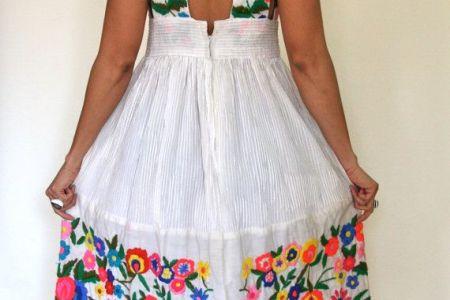 b441ed3043dc9201541041d4479b2fbd mexican dresses vintage s