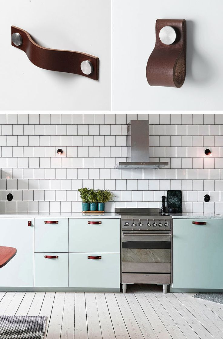furniture hardware kitchen cabinet hardware ideas 8 Kitchen Cabinet Hardware Ideas Leather Handles and Pulls