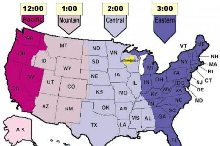 time zone map detailed | you may contact us either by mail