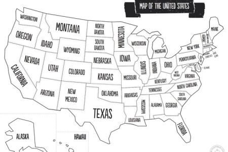 printable us map license plate game! | travel