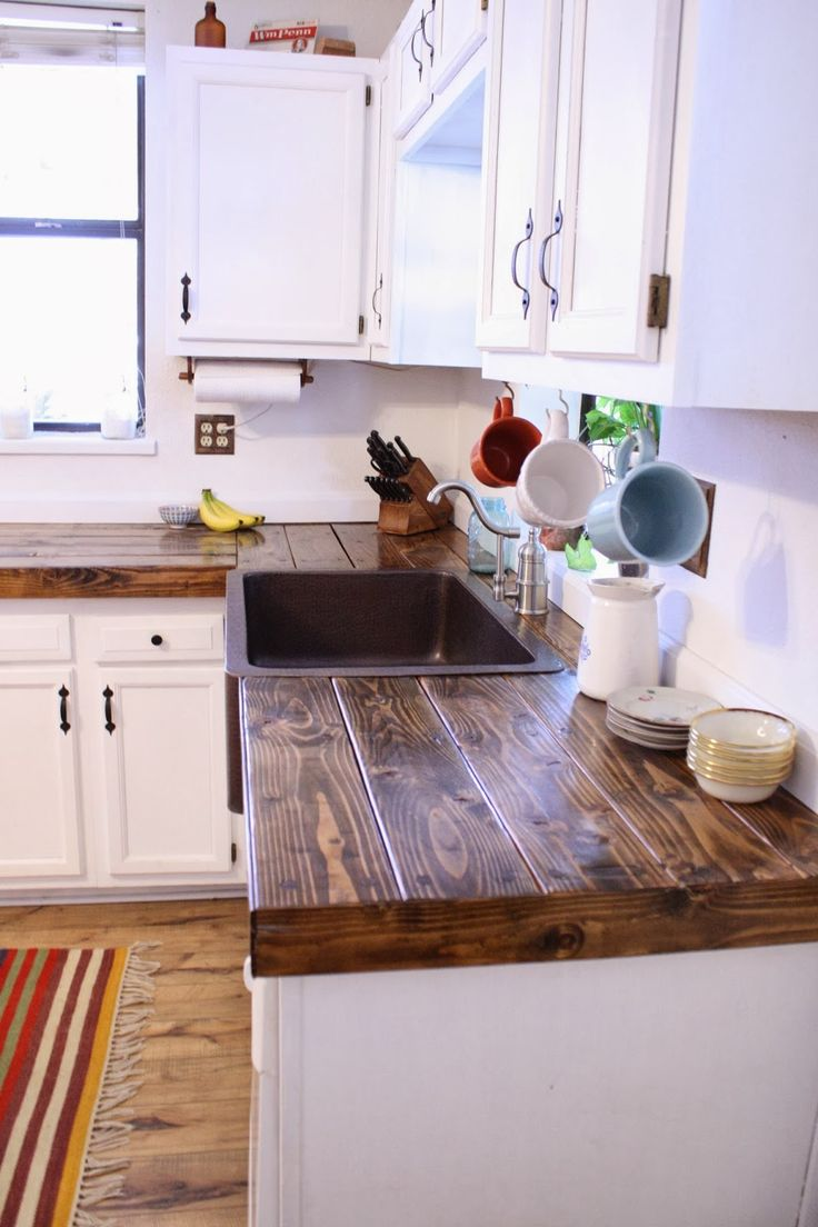 cheap kitchen inexpensive kitchen cabinets Cheap countertop idea More Diy Kitchen Cabinets