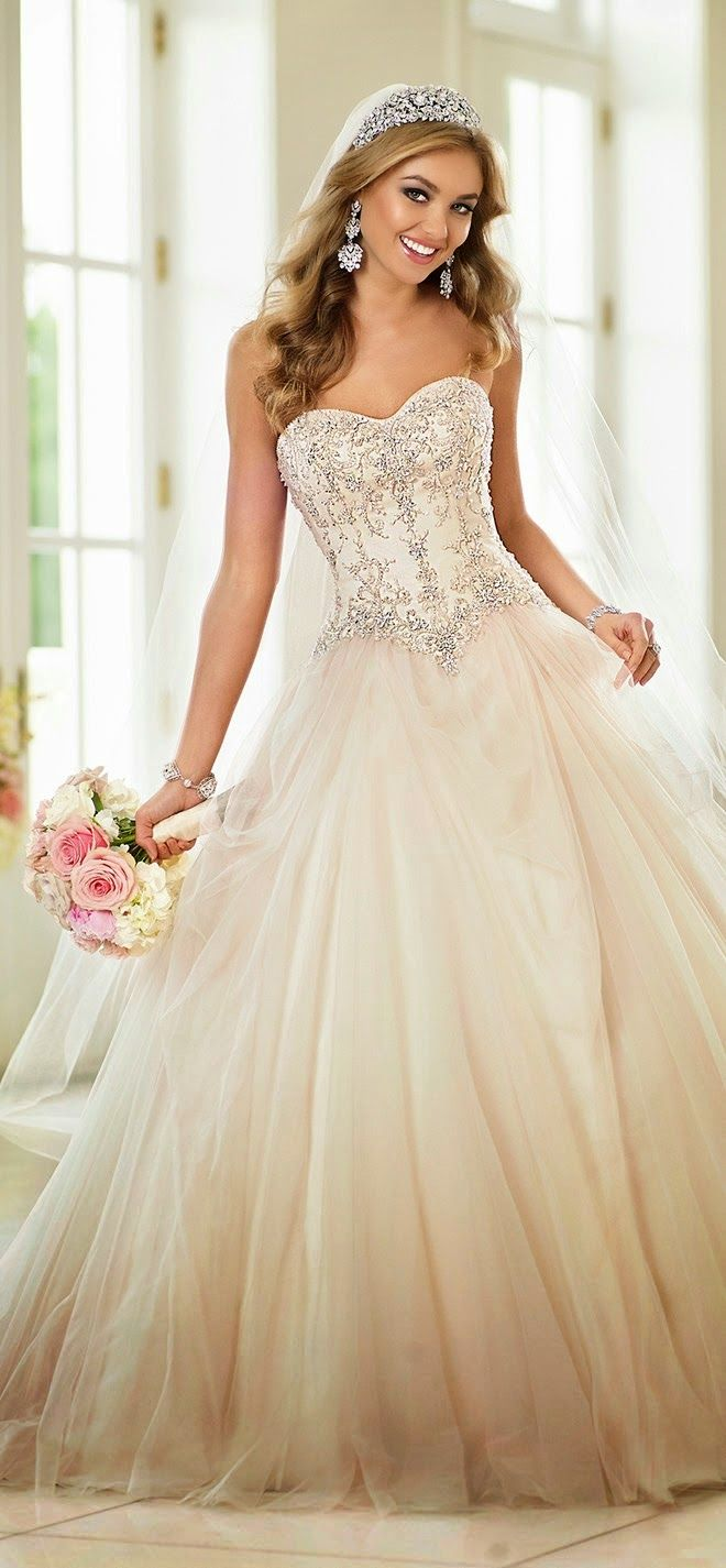 snow white wedding dress princess style wedding dresses Best Wedding Dresses of Princess Style