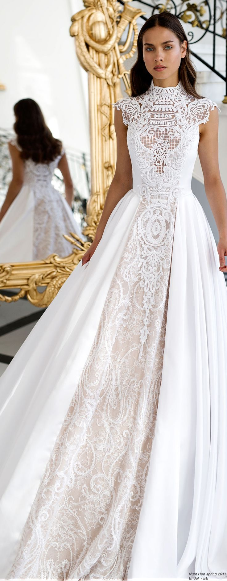 handmade wedding dresses sundress wedding dress Find this Pin and more on Queen Dresses