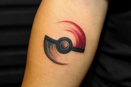 c0a803e7a8fd8f7f048f253a44e0df70 pokeball tattoo pikachu tattoo