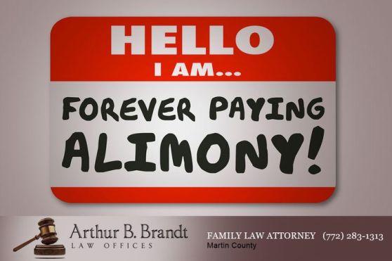 Modifying Alimony: