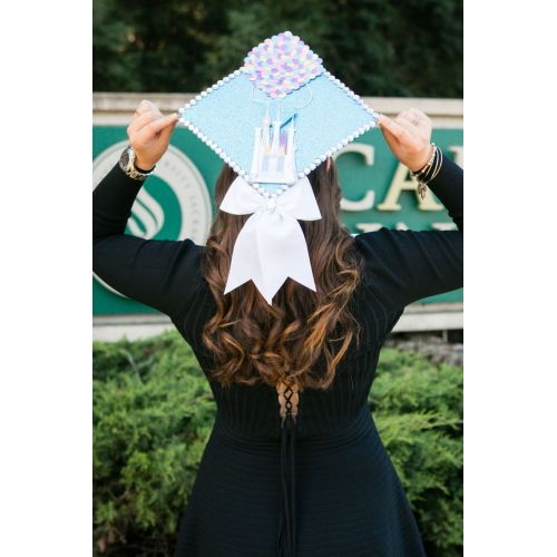 Medium Crop Of Disney Graduation Cap