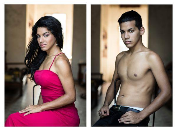 Striking Before and After Transgender Transformation