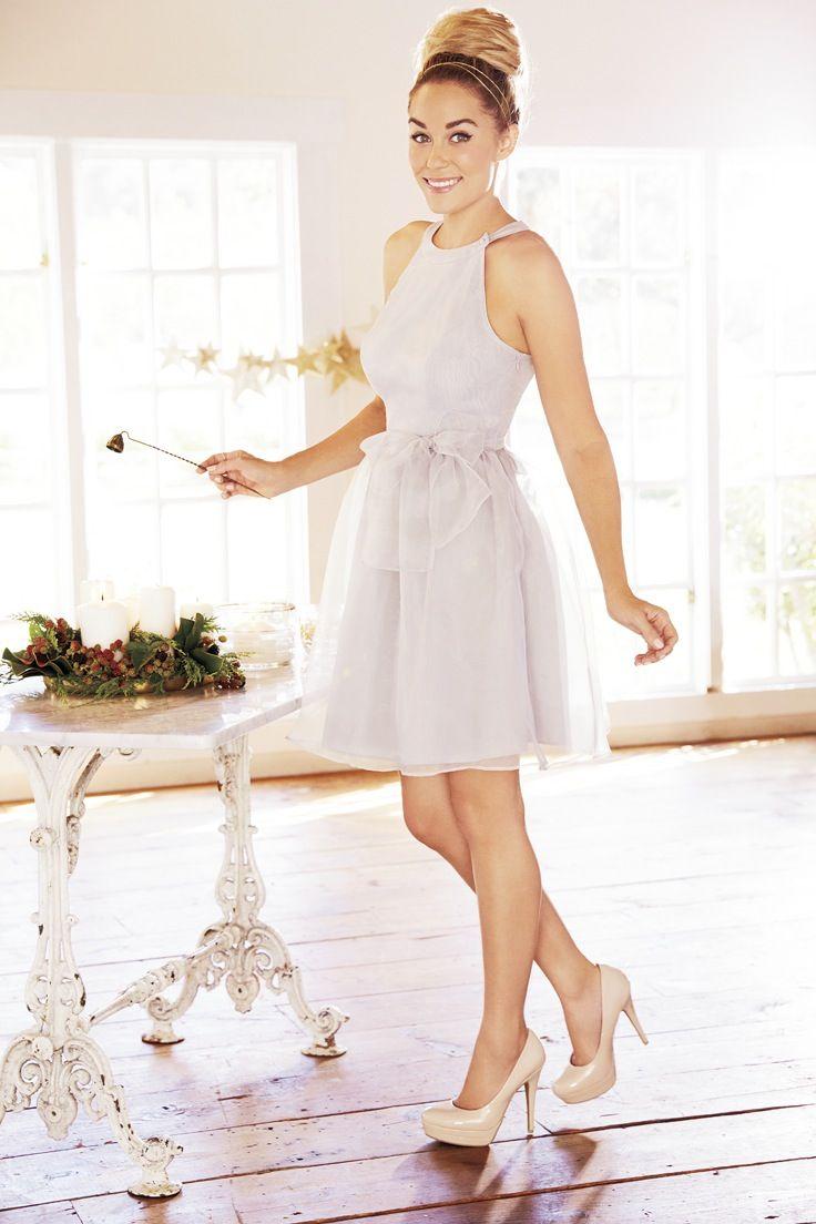 lc kohls wedding dresses Description Silver gray LC Lauren Conrad tulle dress size 14 BNWT repost Sold by eoganey