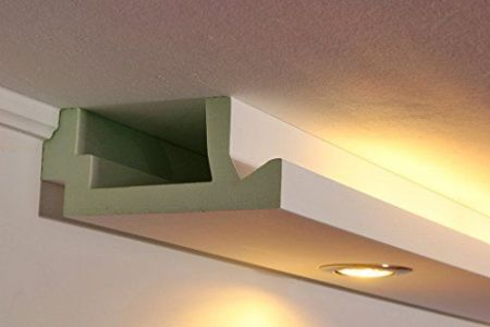 stuckleisten, lichtprofile für indirekte led beleuchtung
