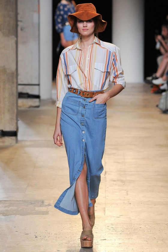Paul & Joe Spring 2015 Ready-to-Wear - Collection - Gallery - Look 1 - Style.com