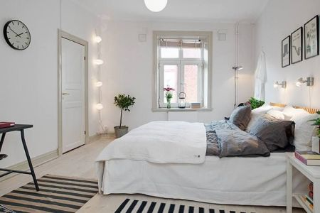 scandinavian bedroom inspiration | i n t e r i o r s