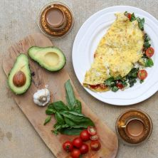 Have A Healthy Breakfast With These Omelette Recipes -