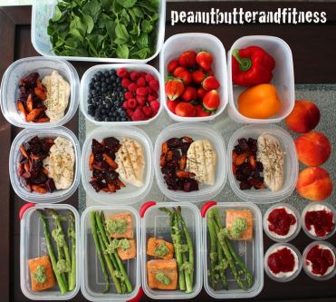 PEANUT BUTTER AND FITNESS: Meal Prep