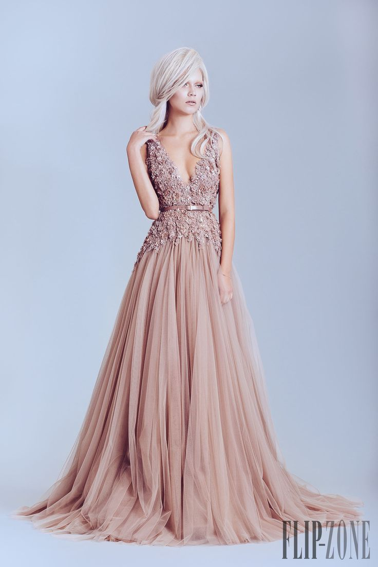 blush wedding dresses party wedding dresses 20 Stylish Soft Pink and Blush Wedding Ideas