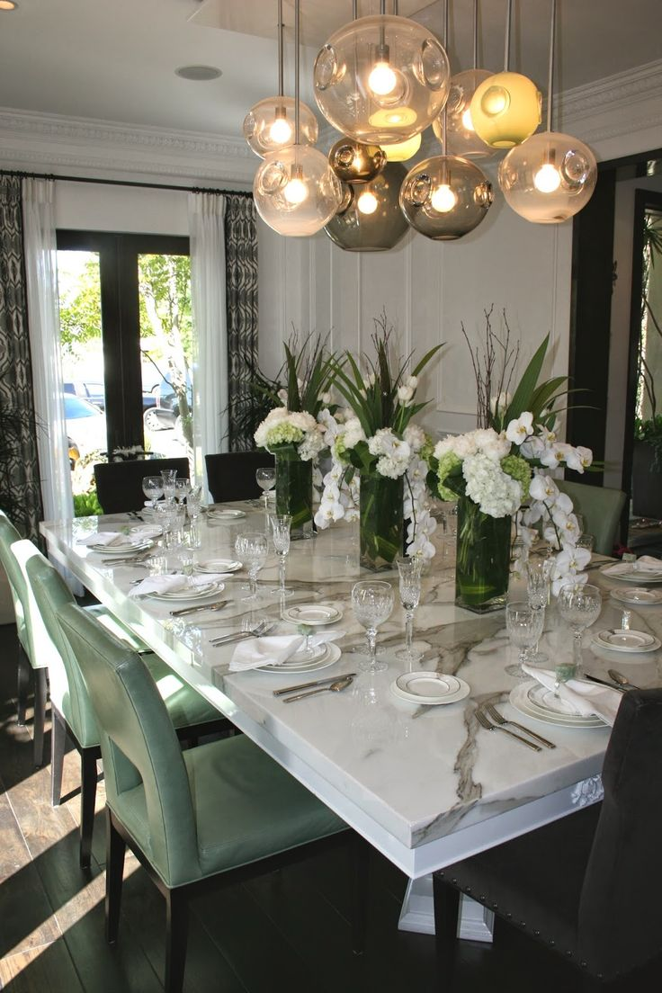 diy dining table marble beachy kitchen table this dining room with its gorgeous chandelier and marble table