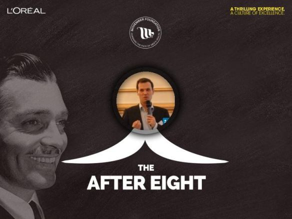 Support #Movember - Using Your #LinkedIn Profile. I am growing a mo with L'Oreal using my LinkedIn Profile. And you? Show your support for Movember now!
