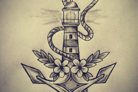 dca289a2b98d6fc15e78c82fb2e2931b nautical tattoos anchor tattoos