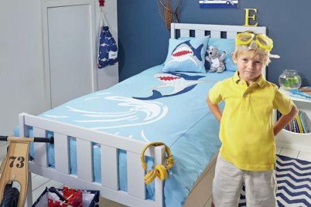 shark bedroom, focal wall and bedroom ideas on pinterest