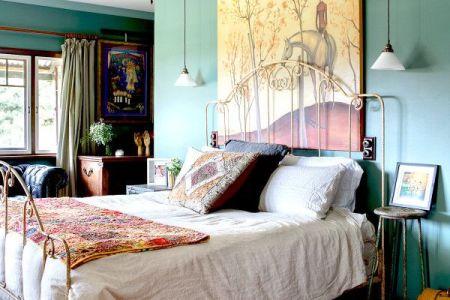 ... de02140b1f6050a5d3e7864d4f5de5d9 eclectic bedroom ideas bedroom decor  green ...