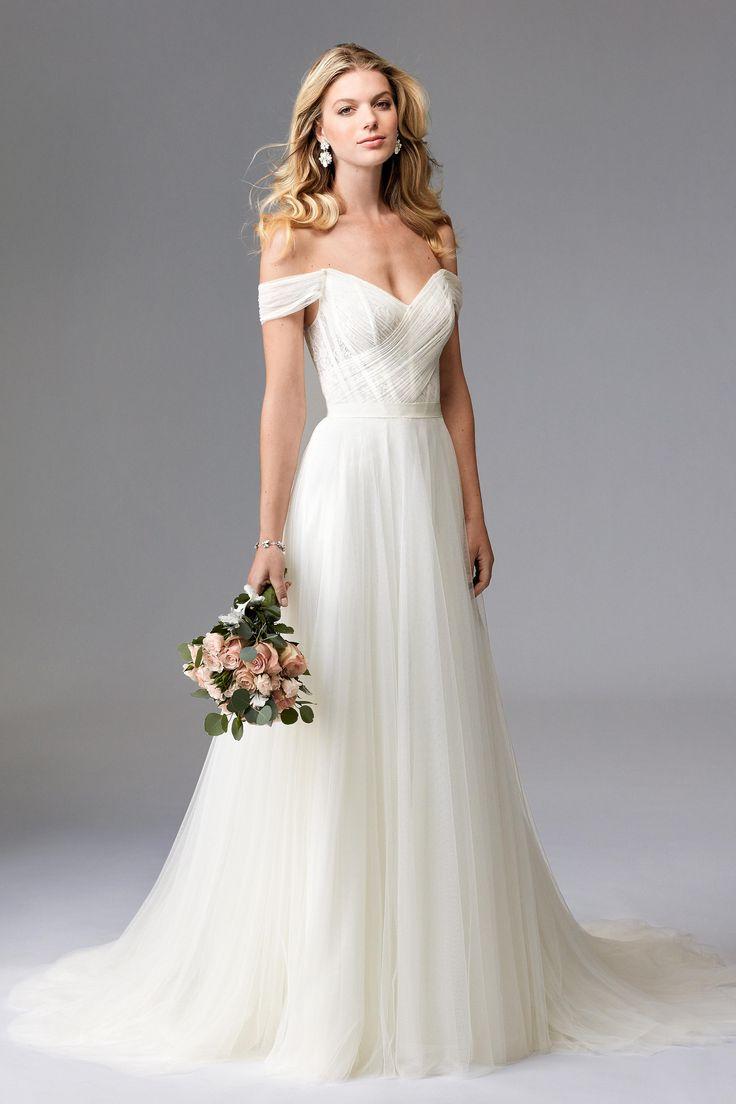 romantic wedding dresses romantic wedding dresses Romantic Wedding gown BridalPulse Wedding Dress Gallery Wtoo Brides Fall Floor
