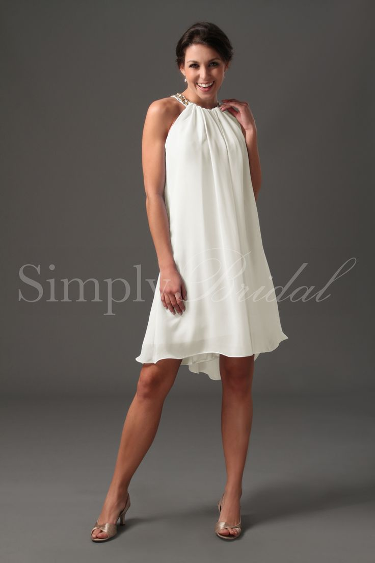 casual wedding dresses casual white wedding dress Thinking about a dress like this for our 20 year anniversary We want to renew Second Wedding DressesCasual