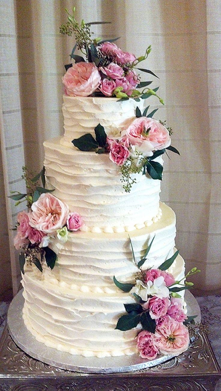 wedding cake fresh flowers wedding cakes pictures 25 Best Ideas about Wedding Cake Fresh Flowers on Pinterest Wedding cakes Wedding cake flowers and Wedding cakes with icing