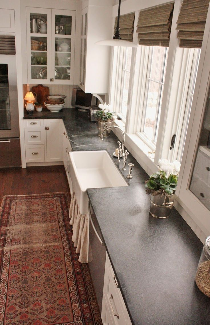 soapstone countertops countertops for kitchens Granite kitchen counter inspiration