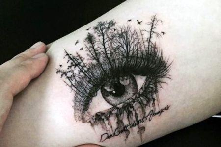 e70233f4a119edf33e1a658eea52a1e6 eye tattoos dream tattoos
