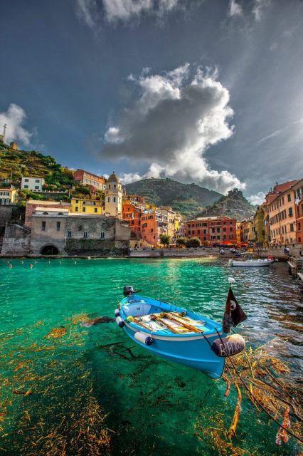 Vernazza, Cinque Terre, Liguria, Italy