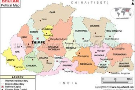 bhutan map | teaching asia | pinterest | maps