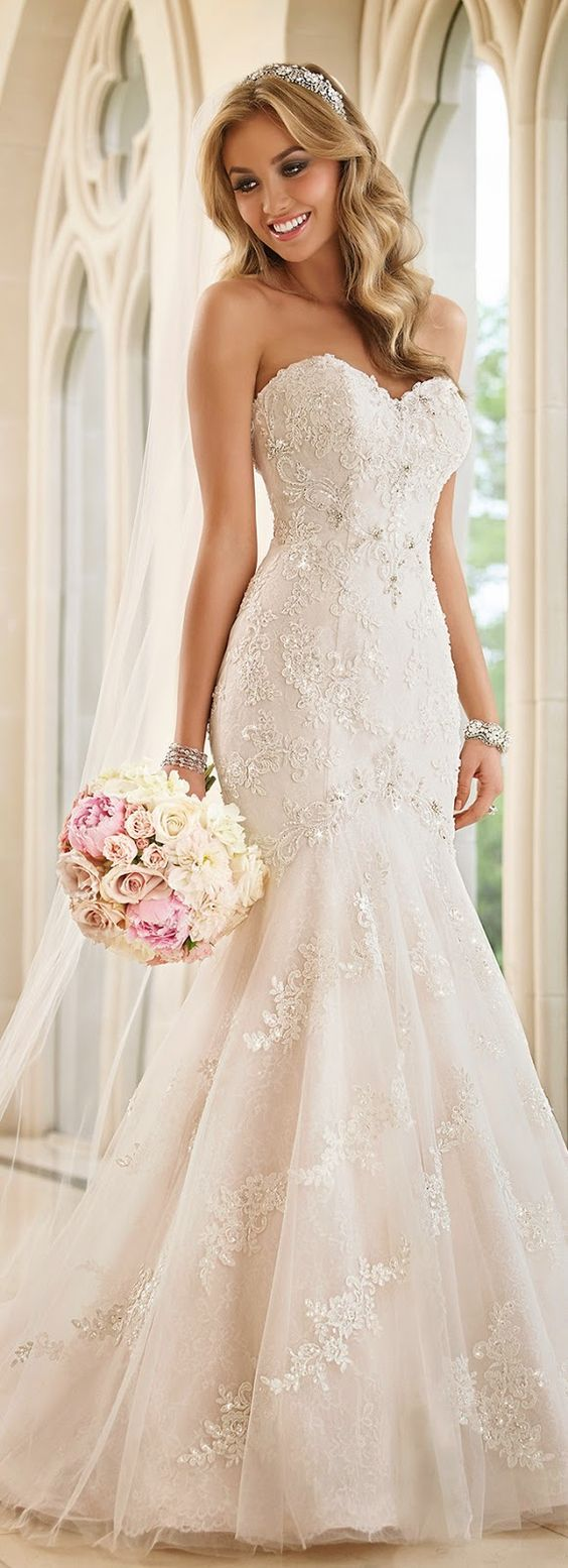 sweetheart wedding dress pics of wedding dresses 40 Sweetheart Wedding Dresses That Will Take Your Breath Away