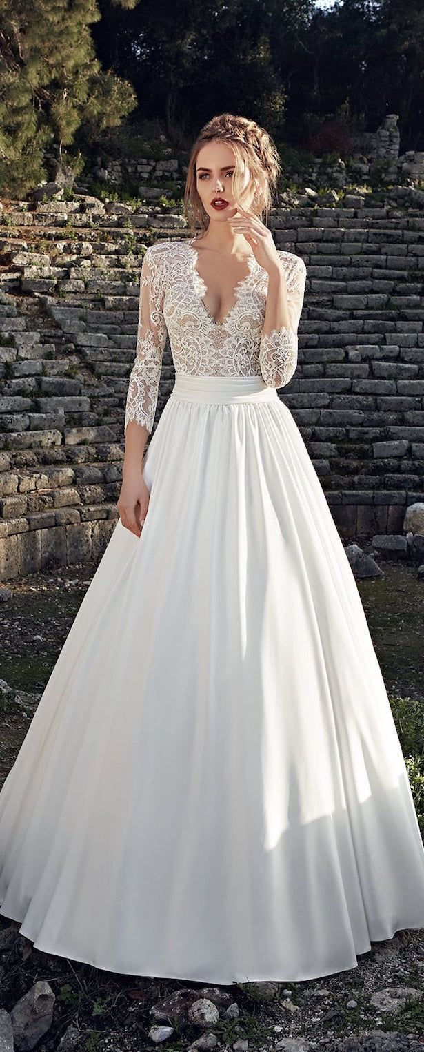 wedding dresses amazing wedding dresses Lanesta Bridal The Heart of The Ocean Collection