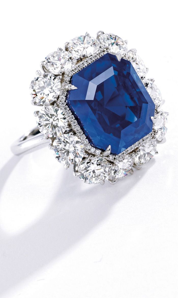 most expensive engagement ring most expensive wedding ring This 17 16 carat Kashmir sapphire ring is the most expensive sapphire It sold at