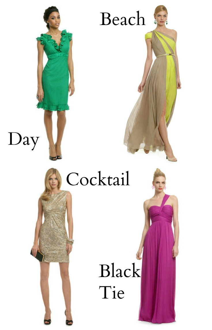wedding guest outfits wedding guest attire Wedding guest attire Rent the Runway