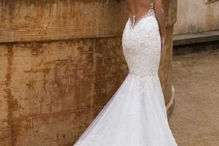 f720f1fd736e438894eaf7a65f467ae3 wedding dresses open back mermaid deep back wedding dress