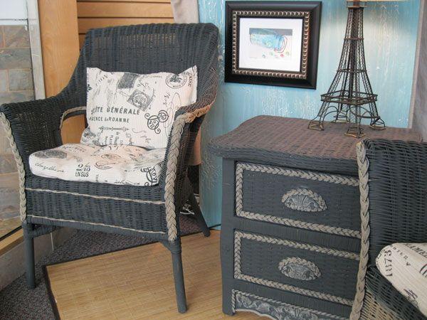 ... 083cec581f580b971559d259ca2377c5; Fc33ca99fb080b674700b2451c12bcfc  Chalk Paint Wicker Furniture Black Wicker Furniture ...