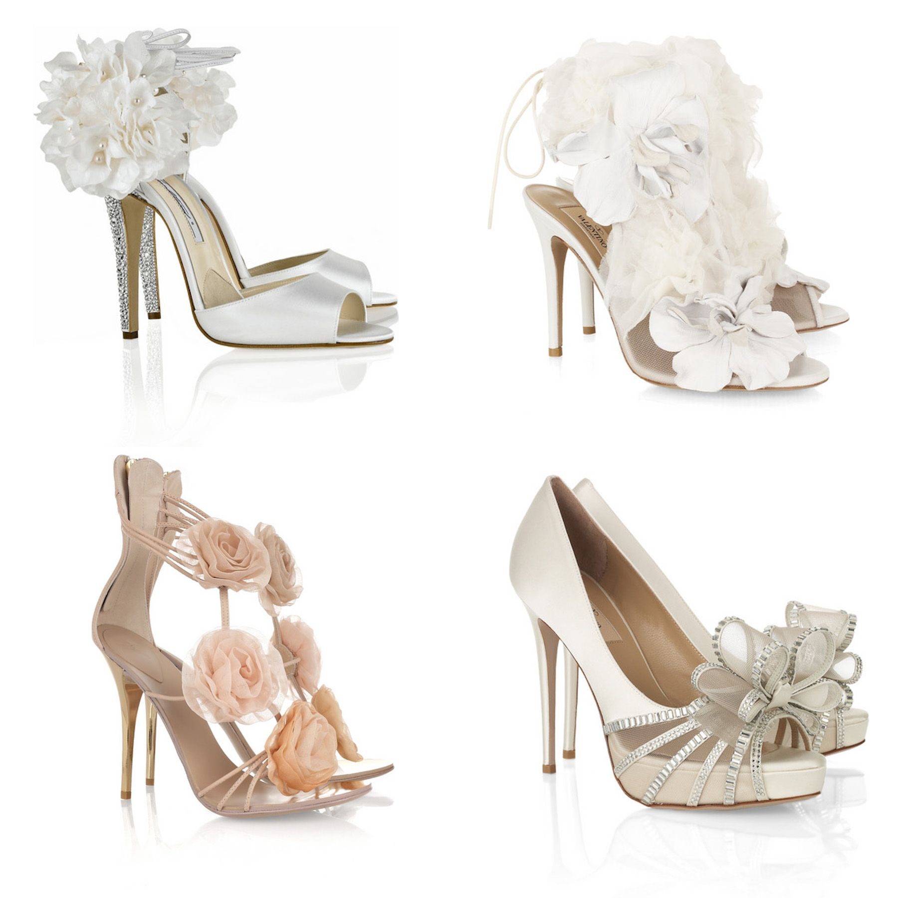 cheap wedding shoes http www weddingsee com valentino wedding shoes