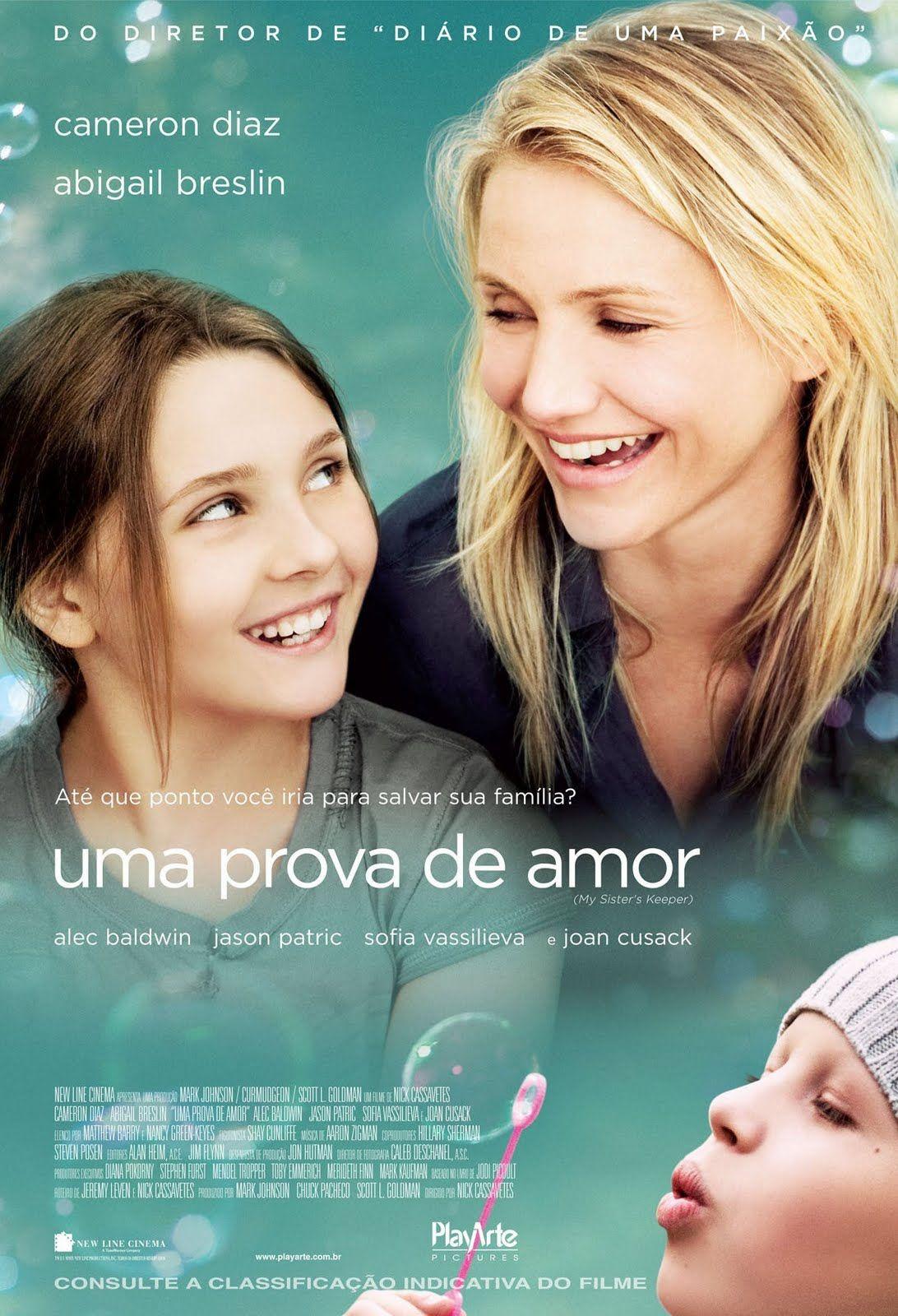 Poster do filme Uma Prova de Amor