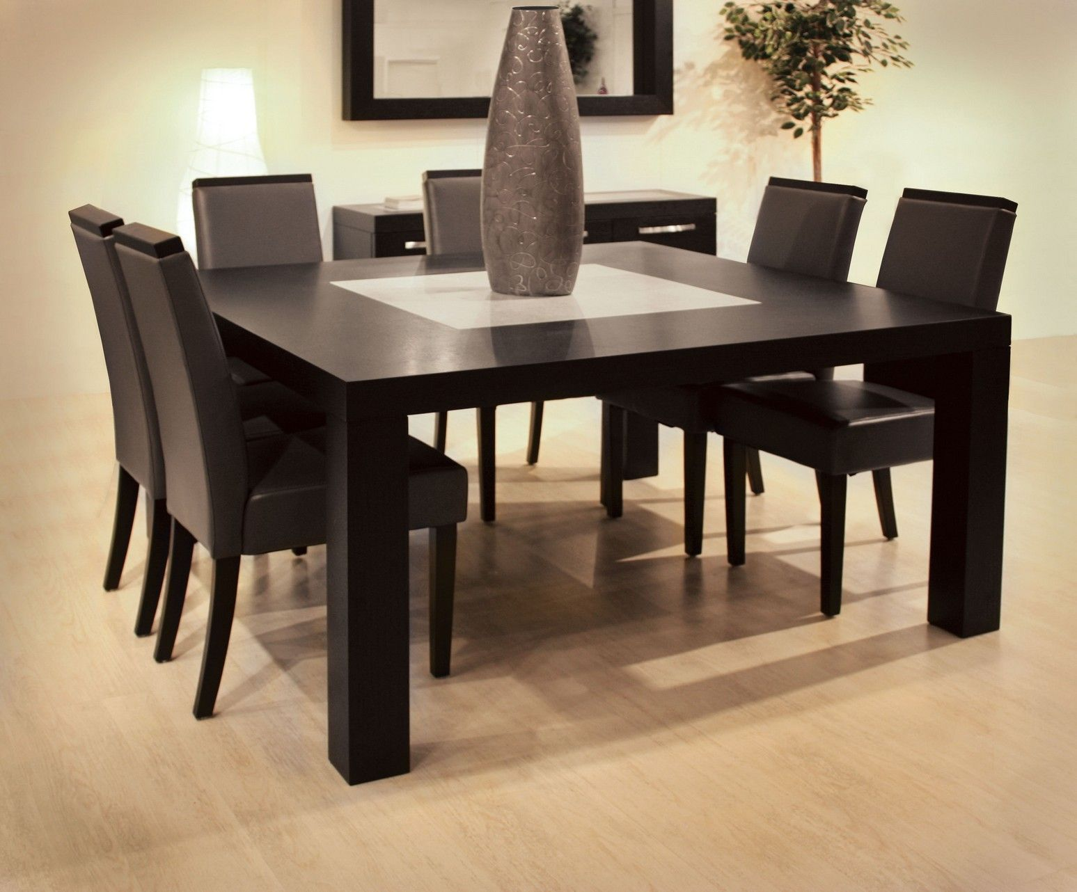 square kitchen table SQUARE DINING TABLE Interior Design